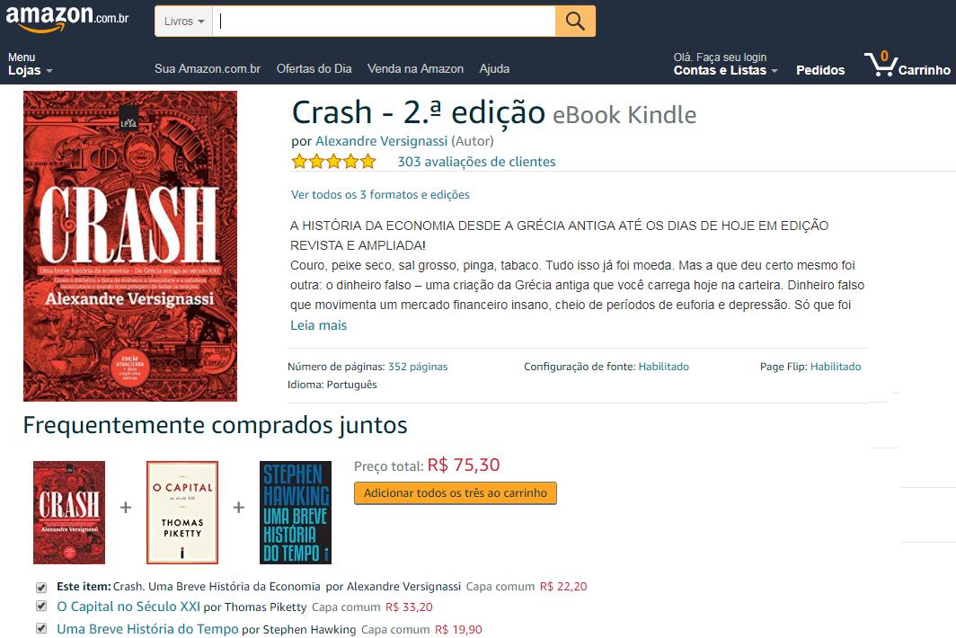 Amazon seller brasil